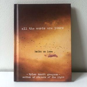 Haiku Love Poetry Coffee Table Book